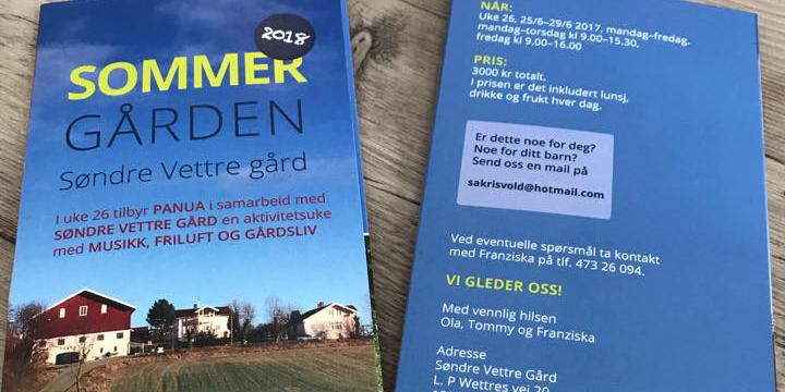 Sommergården 2018